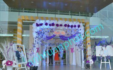 Tổ chức Liên hoan – Tiệc cưới
