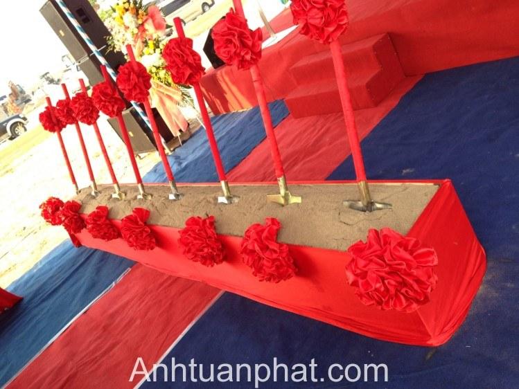 Tổ chức Lễ Động thổ tại Đắk Nông