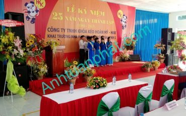 Tổ chức lễ kỷ niệm 25 năm HKK