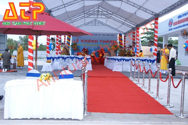 Tổ chức sự kiện khai trương tất niên tại Long An
