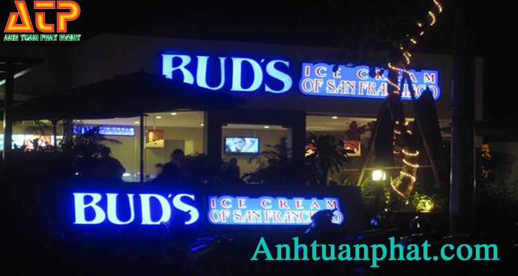 Thiết kế biển hiệu LED Tây Ninh