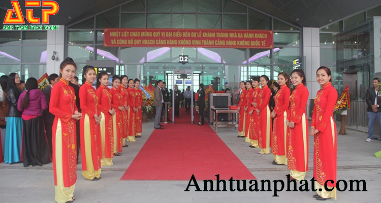 Tổ chức lễ Khánh Thành Bình Dương