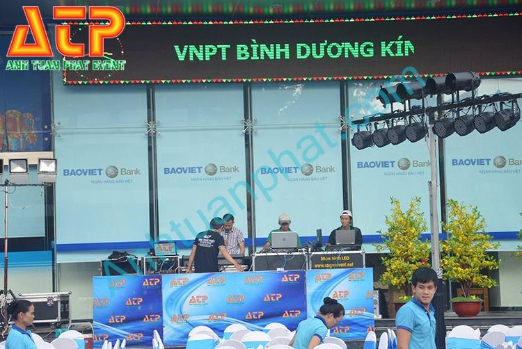 Tổ chức sự kiện tất niên khai trương tại Bình Phước