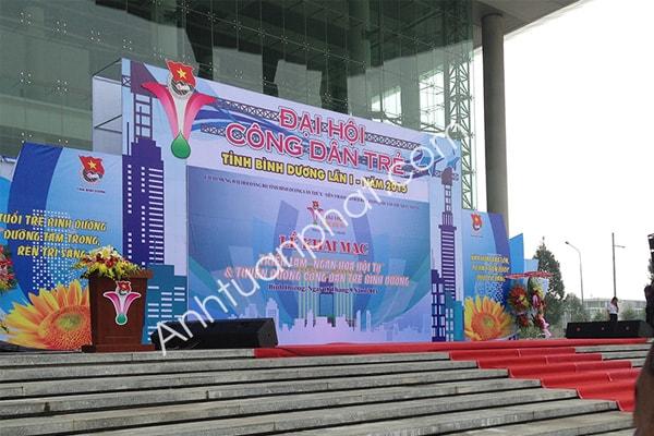 Tổ chức sự kiện Bình Phước