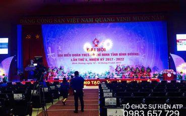 Sự kiện Đại biểu đoàn TNCS Hồ Chí Minh tỉnh Bình Dương