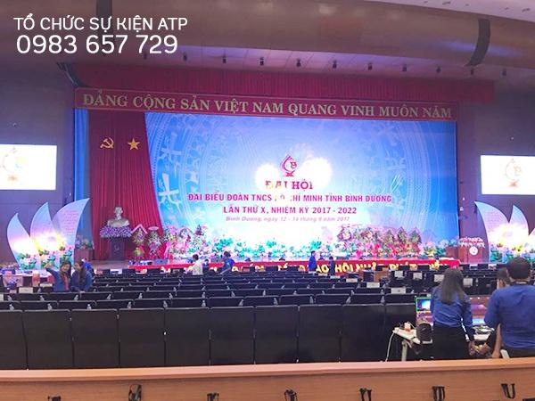 Công ty tổ chức sự kiện Bình Dương, Long An, Tây Ninh, Vũng Tàu, bình Phước