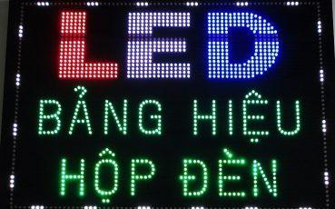 Thiết kế chữ nổi đèn LED tại Bình Dương