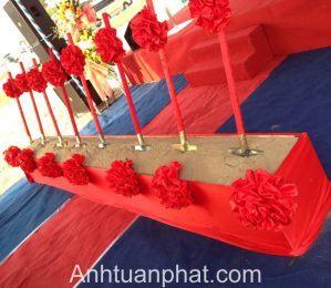 Tổ chức lễ khởi công động thổ tại Vũng Tàu