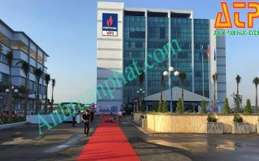 Tổ Chức Khánh Thành Bình Dương công ty Dầu khí VPI Việt Nam