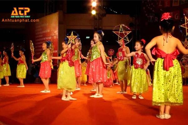 Tổ chức sự kiện tết trung thu tại Bình Phước